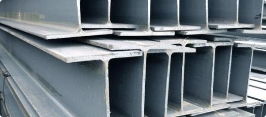 Двутавровая металлическая балка 20Ш1 вес метра